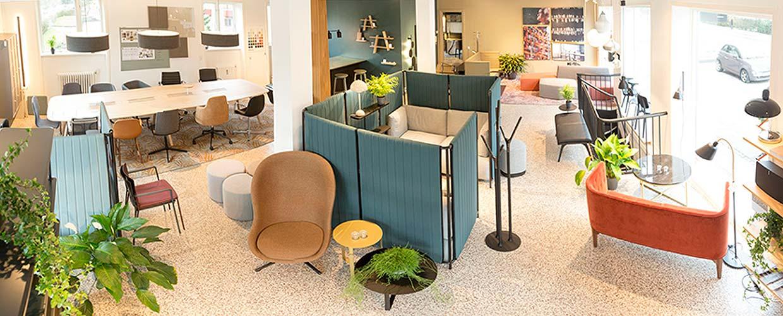 Vores indbydende showroom på Godthåbsvej - KITO & Co
